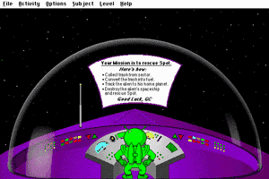 Math Blaster: Episode One - In Search of Spot abandonware