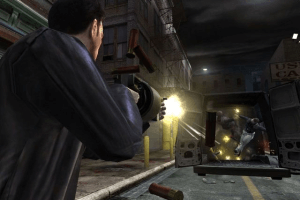 Max Payne 2: The Fall of Max Payne 17