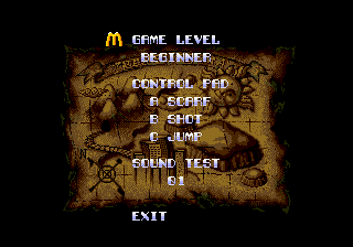 McDonald's Treasure Land Adventure 1