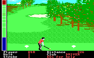 Accolade's Mean 18: Famous Course Disk - Volume III 4