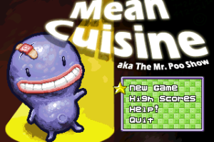Mean Cuisine abandonware