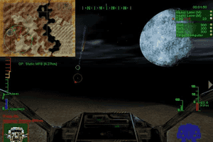 MechWarrior 3: Pirate's Moon abandonware