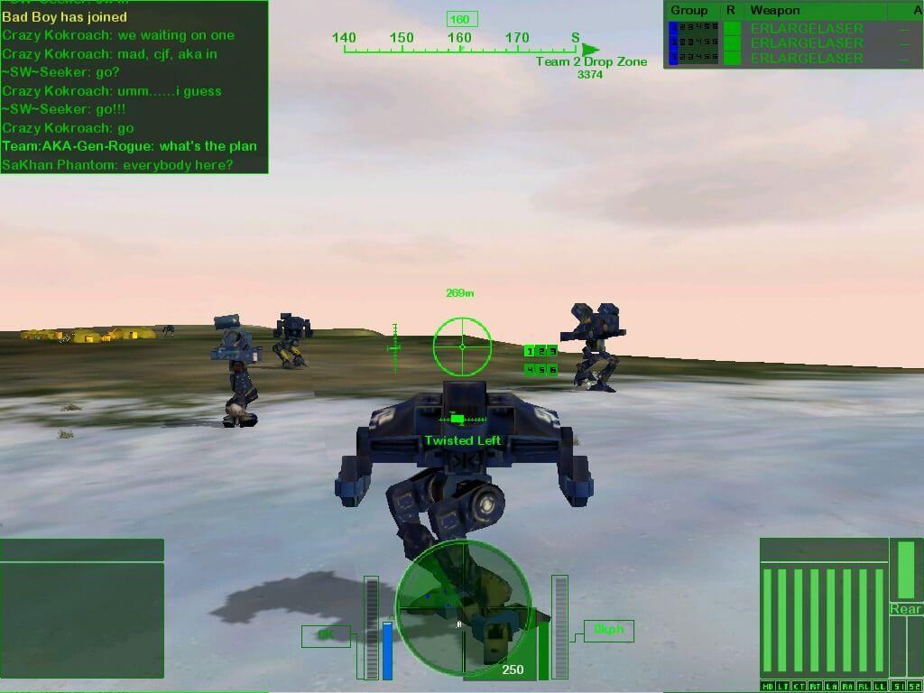 Download MechWarrior 4: Black Knight (Windows) - My Abandonware
