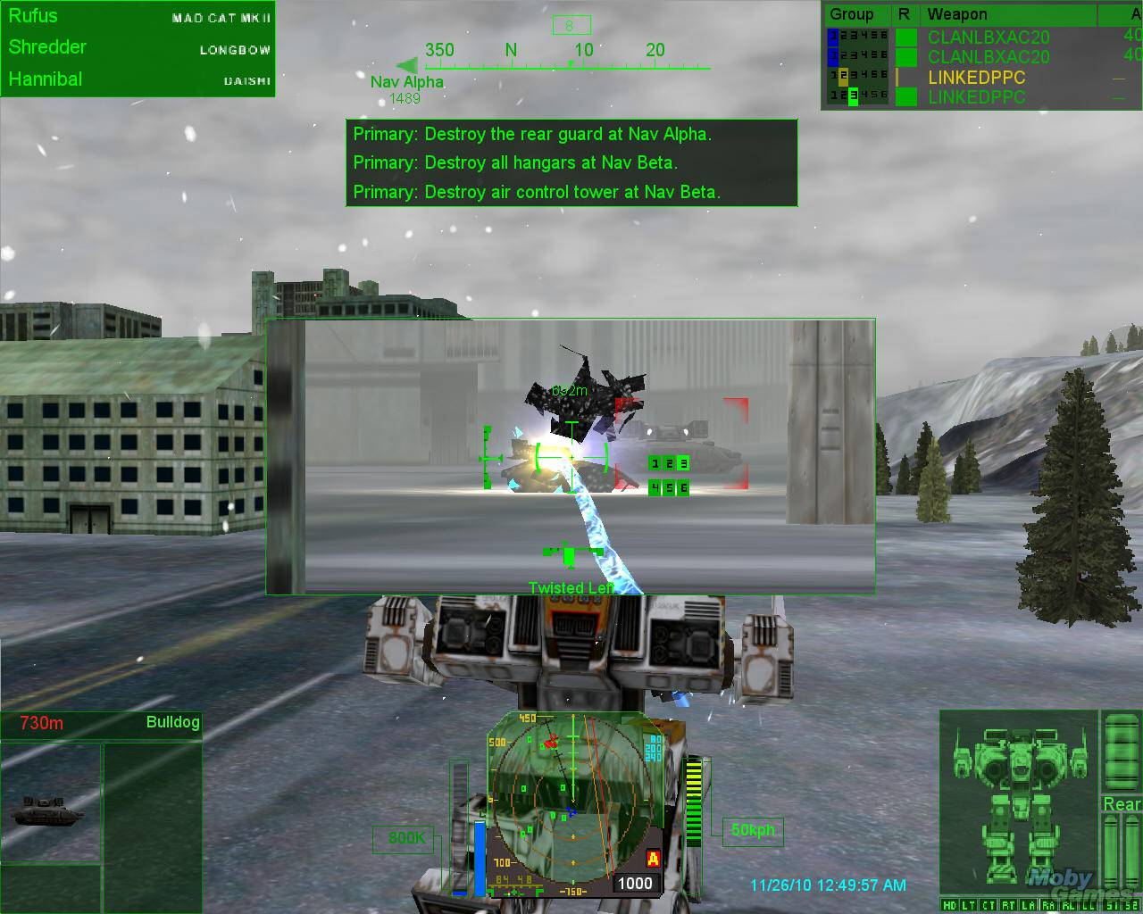 mechwarrior 4 quadrilogy