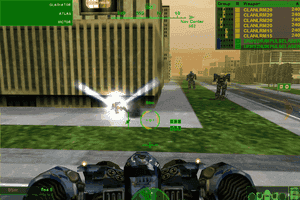 MechWarrior 4: Mercenaries 12