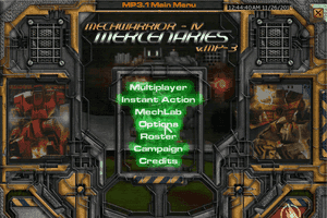 MechWarrior 4: Mercenaries 2