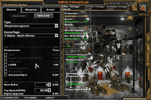 MechWarrior 4: Mercenaries 4