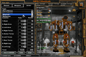 MechWarrior 4: Mercenaries 6