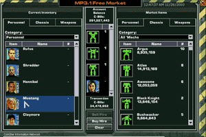 MechWarrior 4: Mercenaries 7