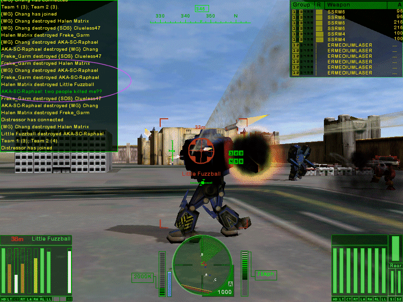 Download MechWarrior 4: Vengeance (Windows) - My Abandonware