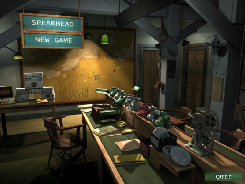 Medal of Honor: Allied Assault - Spearhead - My Abandonware