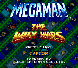 Mega Man: The Wily Wars 0