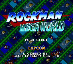 Mega Man: The Wily Wars 14