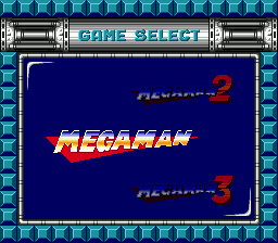 Mega Man: The Wily Wars 1