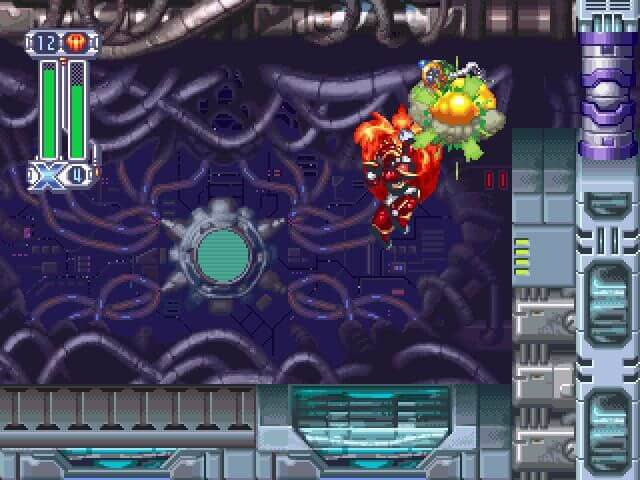 Download Mega Man X4 (Windows) - My Abandonware