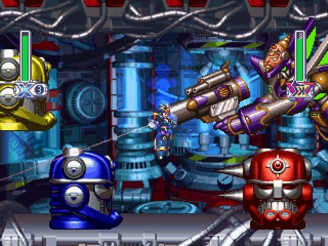 Image result for Megaman X4