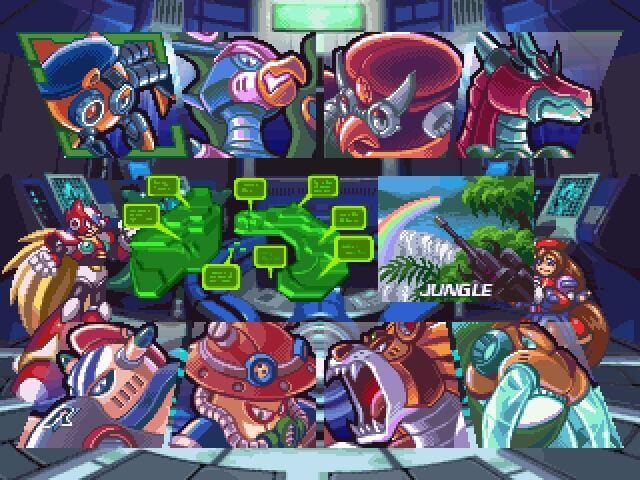 megaman x4 x5 x6 download pc