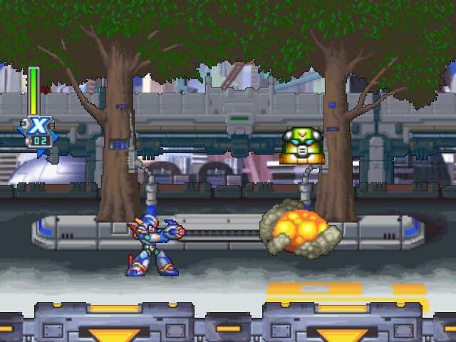 Download Mega Man X5 (Windows) - My Abandonware