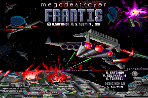 MegaDestroyer Frantis 0