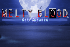 Melty Blood: Act Cadenza Ver.B 0