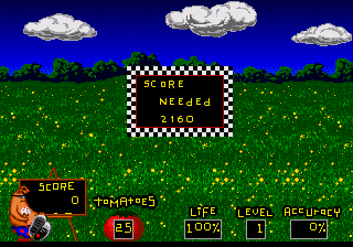 Menacer 6-Game Cartridge 8