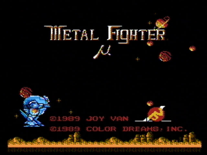 Metal Fighter 0