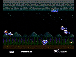 Metal Fighter 2