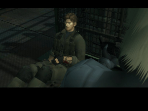 Metal Gear Solid 2: Substance 8