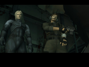 Metal Gear Solid 2: Substance 9