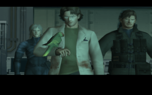 Metal Gear Solid 2: Substance 36