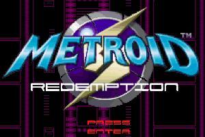 Metroid Redemption 0