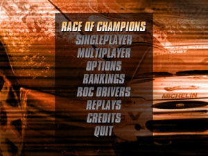 Michelin Rally Masters: Race of Champions 5