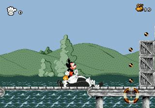 Download Mickey Mania (Genesis) - My Abandonware