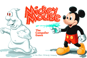 Mickey Mouse: The Computer Game 0