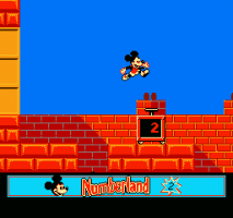 Mickey's Adventures in Numberland abandonware