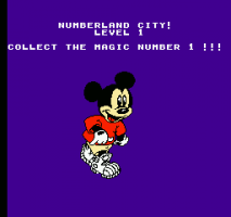 Mickey's Adventures in Numberland 4