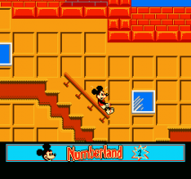 Mickey's Adventures in Numberland 8