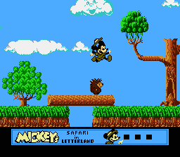 Mickey's Safari In Letterland 8