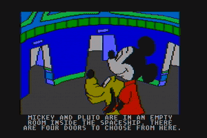 Mickey's Space Adventure 4