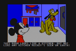 Mickey's Space Adventure 7