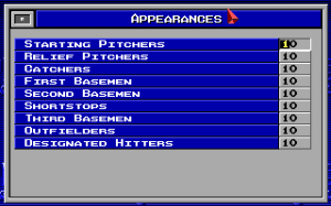 Micro League Fantasy Manager Baseball Edition abandonware