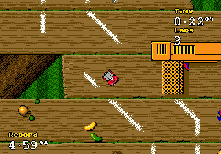 Micro Machines: Turbo Tournament 96 24
