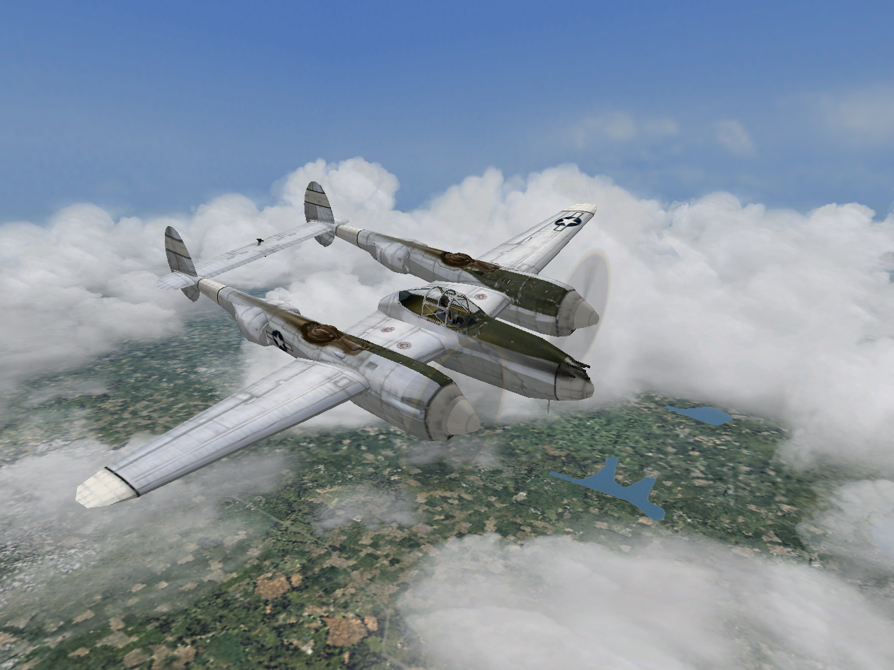 Microsoft Combat Flight Simulator 3: Battle for Europe 14