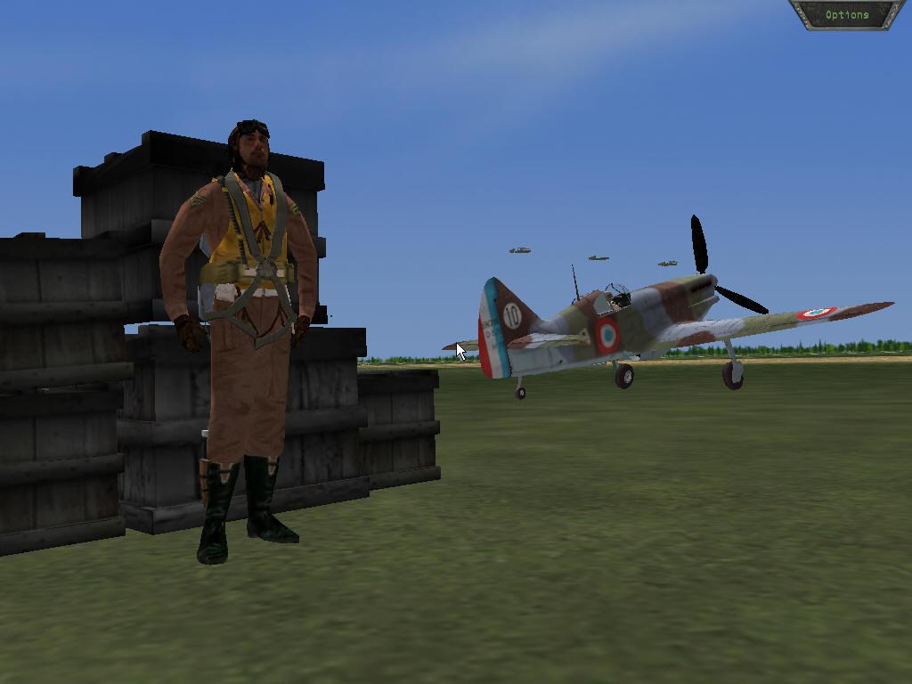 Microsoft Combat Flight Simulator 3: Battle for Europe 1