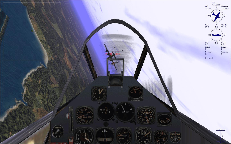 Download microsoft combat flight simulator: wwii europe series.