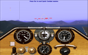 Microsoft Combat Flight Simulator: WWII Europe Series 14