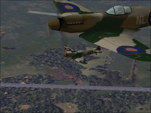 Microsoft Combat Flight Simulator: WWII Europe Series 2
