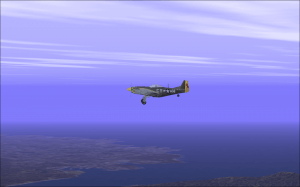 Microsoft Combat Flight Simulator: WWII Europe Series 7