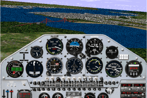 Microsoft Flight Simulator for Windows 95 abandonware