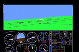 Microsoft Flight Simulator (v1.0) 0